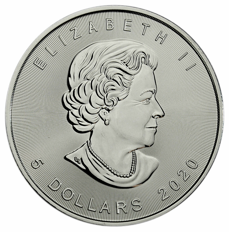 Mintproducts Gt 2020 1 Oz Canadian Silver Maple Leaf Coin