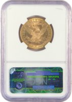 $10.00 Liberty Head Gold Eagle Coins - Random Dates - PCGS or NGC MS-62