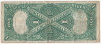 1917 $1.00 Legal Tender Note - Large Type - Very Fine