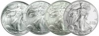 1986-2019 67-Coin Complete 1 oz American Silver Eagle Coin Set - 34 Gem BU Coins & 33 Gem Proofs w/ OGP