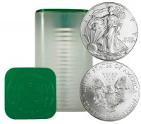 2019 1 oz American Silver Eagle Monster Box 500 Coins - Never Opened - Gem BU