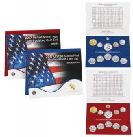 2017 U.S. Mint Coin Set