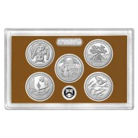 2020 America the Beautiful Quarters Proof Coin Set