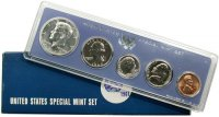 1967 U.S. Special Mint Coin Set