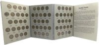 1913-1938 65-Coin Buffalo Nickel Complete Coin Set - Good or Better