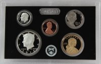 2016 U.S. Silver Proof Coin Set