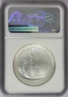 2019 Apollo 11 50th Anniversary Commemorative Silver Dollar Coin - NGC MS-70 Early Release