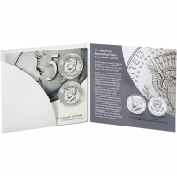 2014 Kennedy Half Dollar High Relief Uncirculated Coin Set