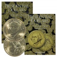 2007-2016 78-Coin Complete Set of Presidential Dollars - BU