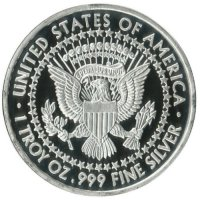 Donald Trump 1 oz Silver Make America Great Again Rounds
