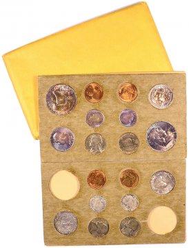 1956 U.S. Silver Mint Coin Set