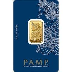 PAMP Suisse Lady Fortuna 10 gram Gold Bar - (Veriscan®, In Assay)